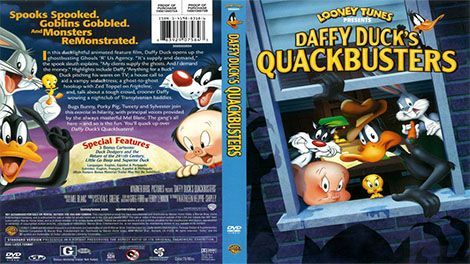Daffy Duck's Quackbusters (1988) Hindi Dubbed 480p Download-toonkits4all.com