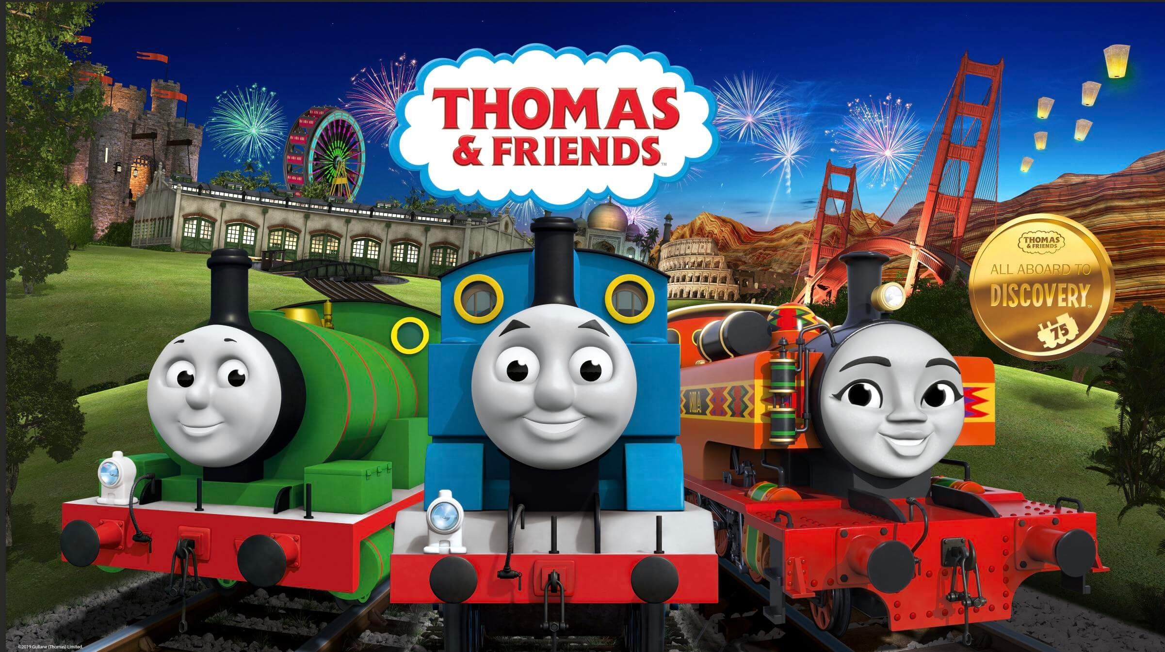 Thomas And His Friends Episodes